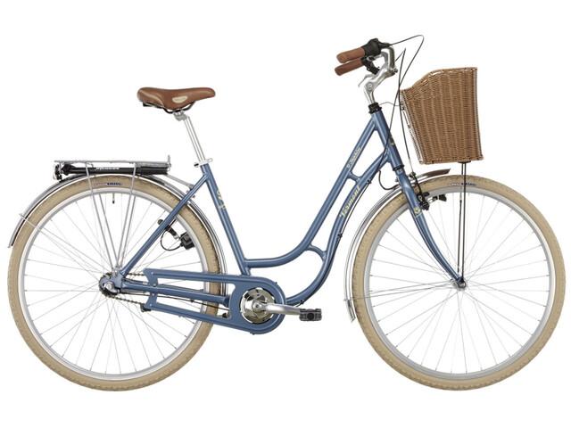 Vermont Saphire 3s Citycykel blå